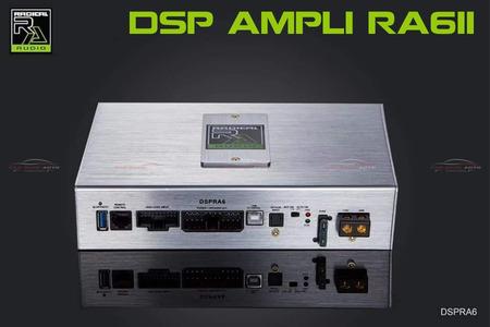AMPLI DSP RADICAL RA6II - MỸ