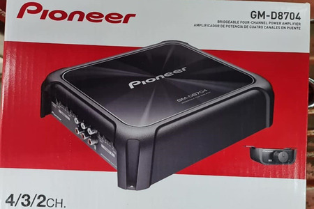 AMPLI PIONEER GM-D8704 - Hình 3