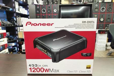 AMPLI PIONEER GM-DX874 - Hình 4