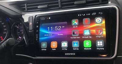 【Báo Giá】Lắp màn hình Android cho ô tô i10 chi tiết nhất