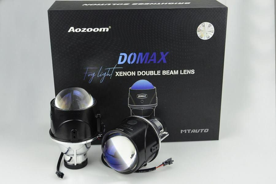 Bi gầm Xenon Domax cho tất cả các dòng xe - Cao Sang Auto