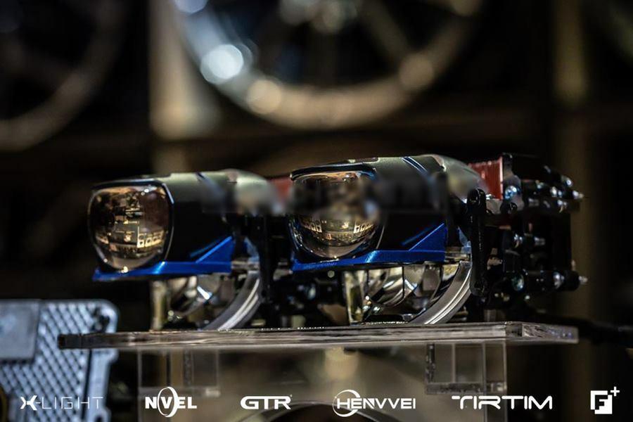 Bi Laser Henvvei L91 cho tất cả dòng xe ô tô - Cao Sang Auto