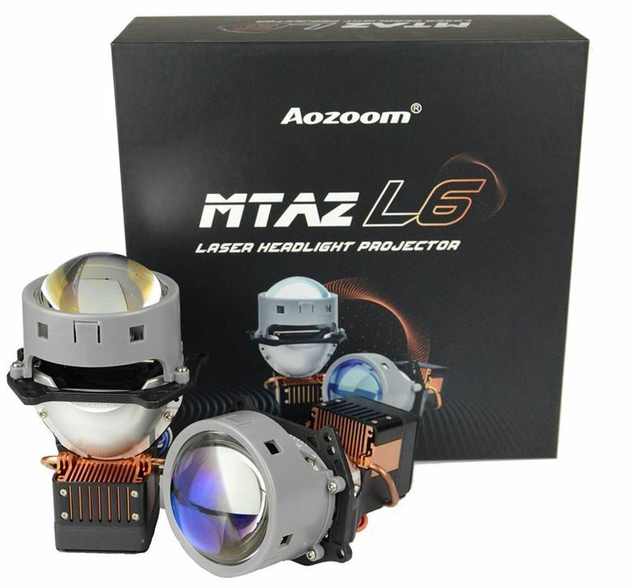 Bi Laser MTAZ L6 - đắng cấp bi Laser - Cao Sang Auto