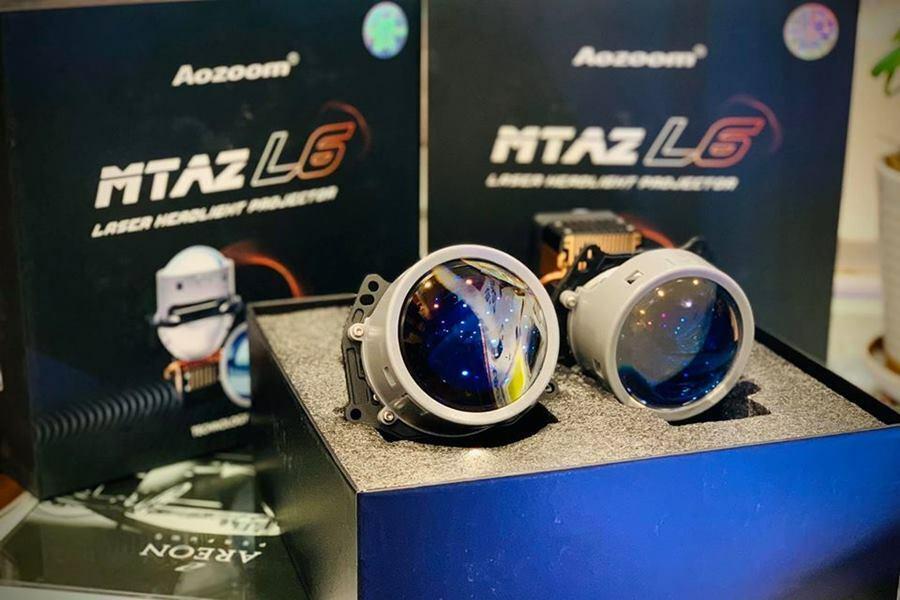 Bi Laser MTAZ L6 - đắng cấp bi Laser - Hình 1