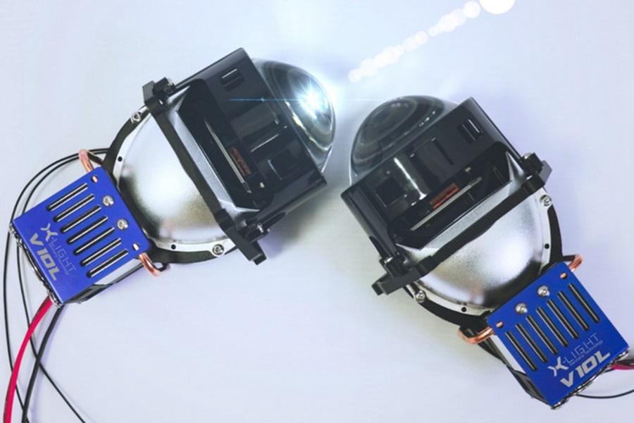 Bi Laser X-Light V10L - Cao Sang Auto