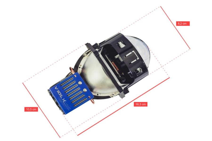 Bi Laser X-Light V10L - Hình 4