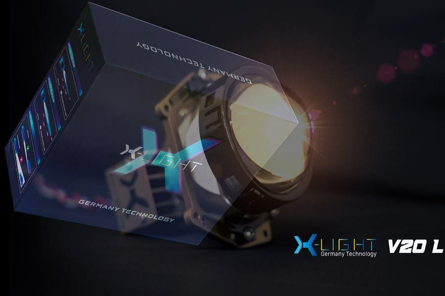 Bi Laser X-Light V20L