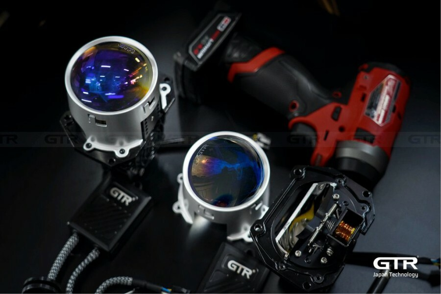 Bi Led GTR G-LED X 60W - BH 5 năm