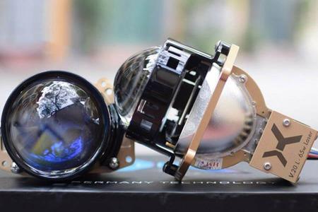 BI LED - LASER