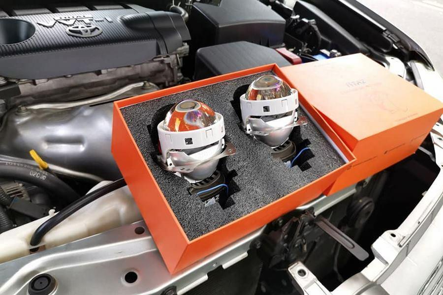 Bi led MTAZ cho tất cả dòng xe ô tô - Cao Sang Auto