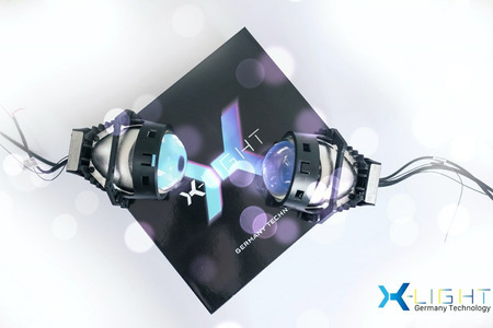 Bi Led X-Light V10s - Hình 1