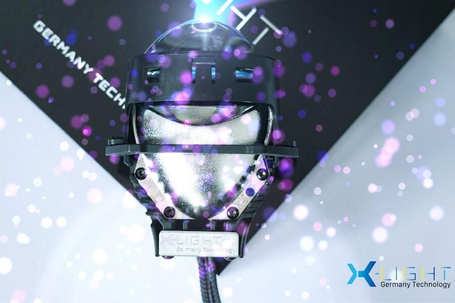 Bi Led X-Light V10s - Hình 2