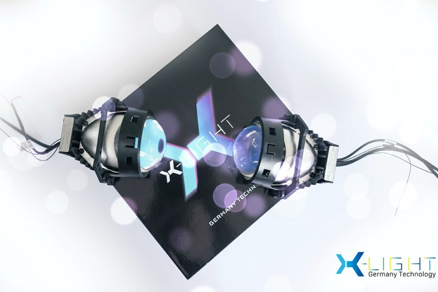 Bi Led X-Light V10s - Cao Sang Auto