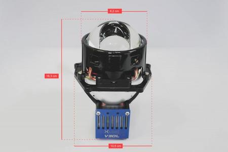 Bi Led X-Light V30 - Hình 3