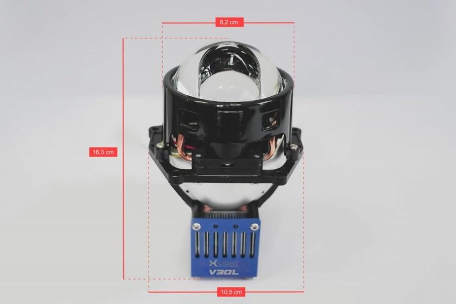 Bi Led X-Light V30 - Cao Sang Auto
