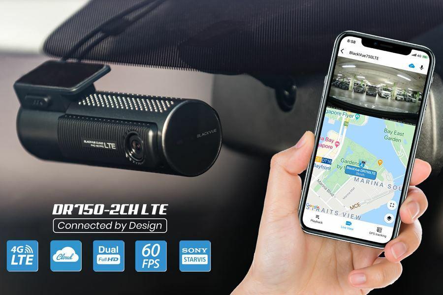 BlackVue DR750-2CH LTE - Quản lý xe từ xa dễ dàng và hiệu quả - Hình 2