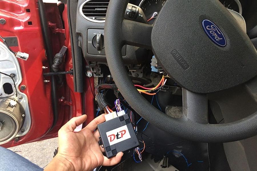 Đề Nổ 1 Chạm Start/Stop trên Ford Focus