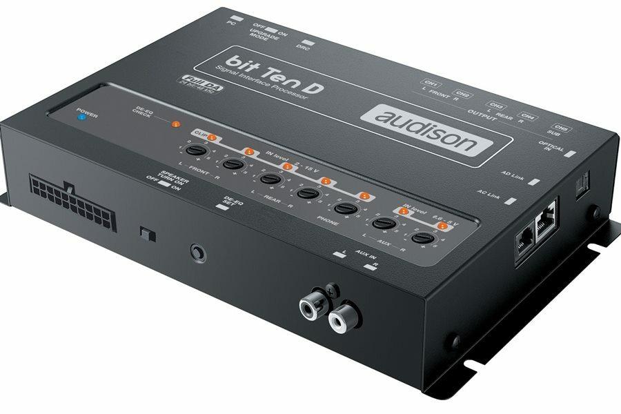Bộ xử lý âm thanh - Audison Bit Ten - Hình 1