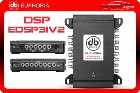 BỘ XỬ LÝ TÍN HIỆU DSP EDSP31V2 - DB DRIVE USA