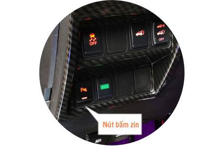 Cảm biến lùi hỗ trợ đỗ xe chống va chạm kiểu nguyên bản 4 mắt - Hình 3