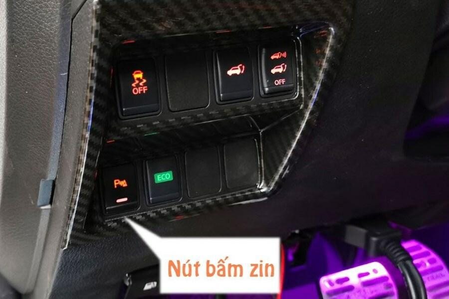 Nút bấm Zin nguyên bản cảm biến lùi ELLISEN E Serial