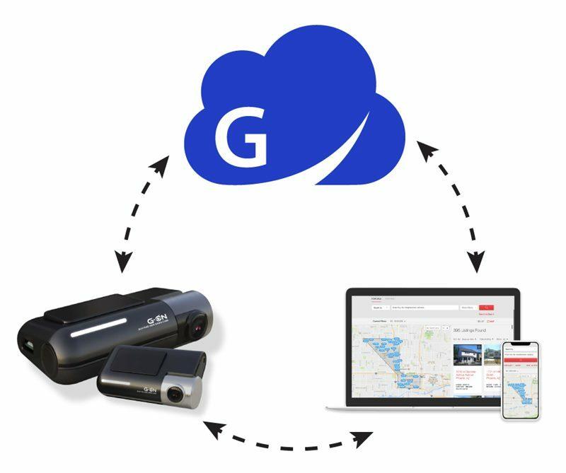Công nghệ quản lý xe từ xa 24/24 G-SYNCLOUD