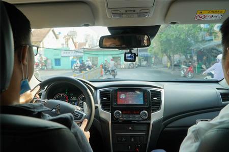 Camera hành trình C61 Việt Map - Hình 3