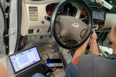 Cấu hình âm thanh Mapletech Canada 7 loa cho xe 7 chỗ - Hình 3