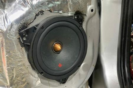 Cấu hình âm thanh Mapletech Canada 7 loa cho xe 7 chỗ - Hình 6