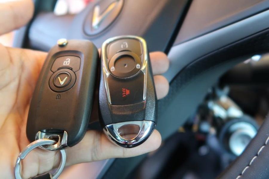 Chìa khóa thông minh Smartkey thiết kế rất đẹp