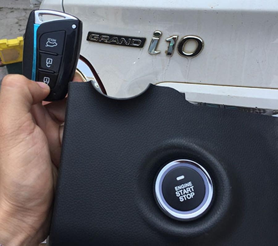 Chìa khóa Smartkey Ô tô cho Huyndai i10 | Smartkey OVI Cao Cấp - Hình 4