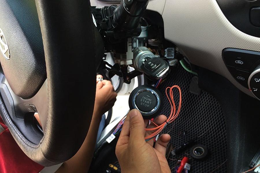 Chìa khóa Smartkey Ô tô cho Huyndai i10 | Smartkey OVI Cao Cấp - Hình 1