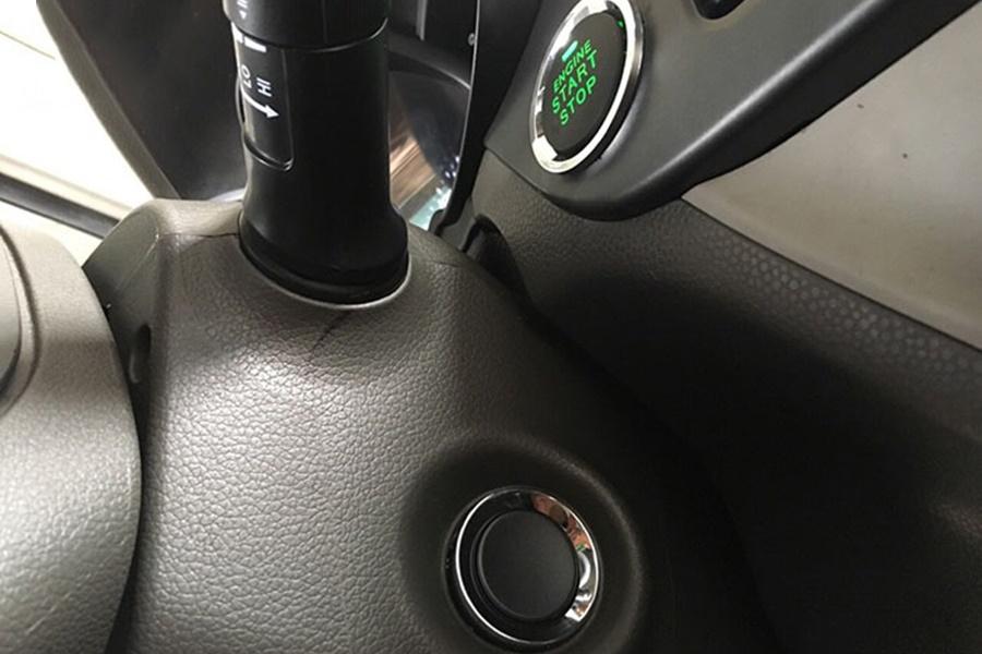 Nút Start/Stop Trên Mặt Đài