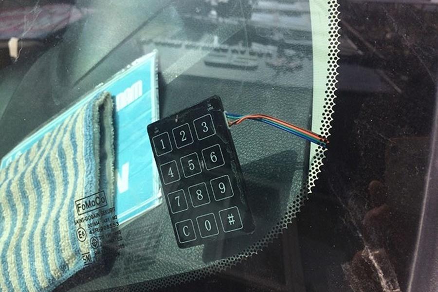 Chìa khóa Smartkey Ô tô cho Kia Morning | Smartkey OVI Cao Cấp - Hình 5