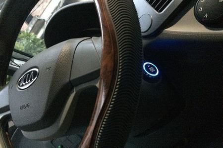 Chìa khóa Smartkey Ô tô cho Kia Morning | Smartkey OVI Cao Cấp - Hình 1