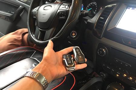 Chìa Khóa Smartkey Oto cho các dòng xe Ford   Smartkey OVI - Hình 1