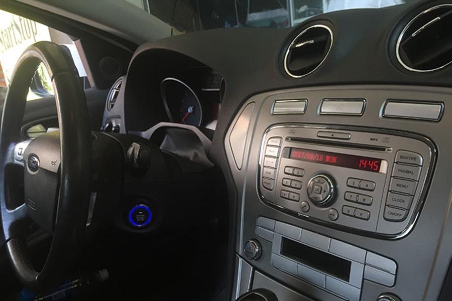 Chìa Khóa Smartkey Oto cho các dòng xe Ford   Smartkey OVI - Hình 4