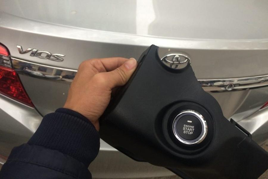 Chìa Khóa Smartkey Oto cho các dòng xe Toyota | Smartkey OVI - Hình 2