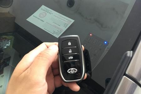 Chìa Khóa Smartkey Oto cho các dòng xe Toyota | Smartkey OVI - Hình 3