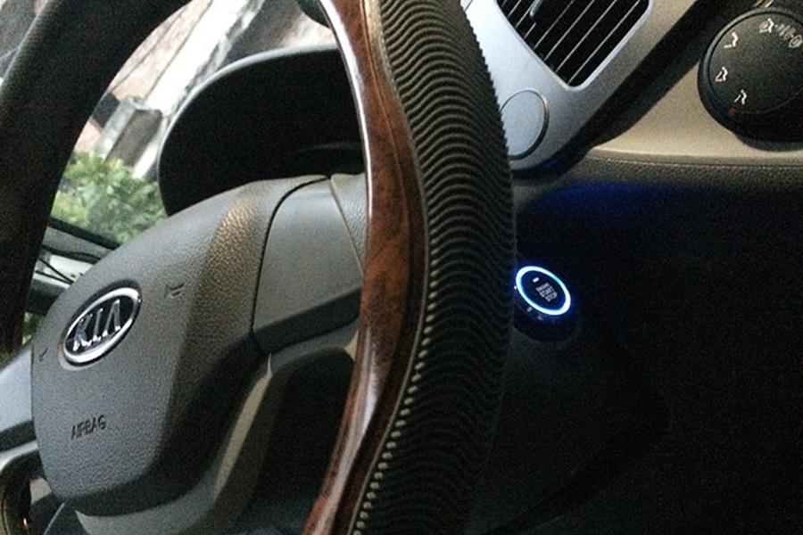 Độ chìa khóa thông minh Smartkey Karpro cho Kia Morning