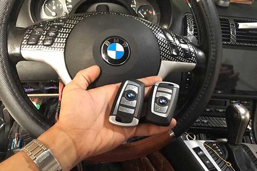 Chìa khóa thông minh Smartkey cho BMW | Smartkey OVI Cao Cấp - Hình 2