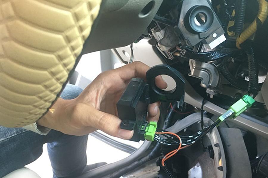 Chìa khóa thông minh Smartkey Ntek Acura MDX - Hình 3