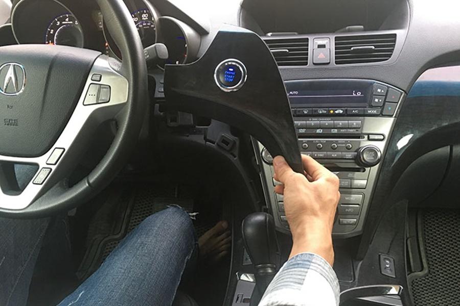 Chìa khóa thông minh Smartkey Ntek Acura MDX - Hình 1