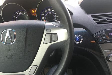 Chìa khóa thông minh Smartkey Ntek Acura MDX - Hình 5