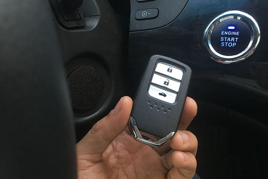 Chìa khóa thông minh Smartkey Ntek Acura MDX - Hình 2