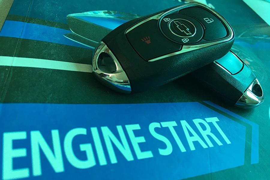 Chìa khóa thông minh Smartkey Ntek For Chevrolet Cruze - Hình 2
