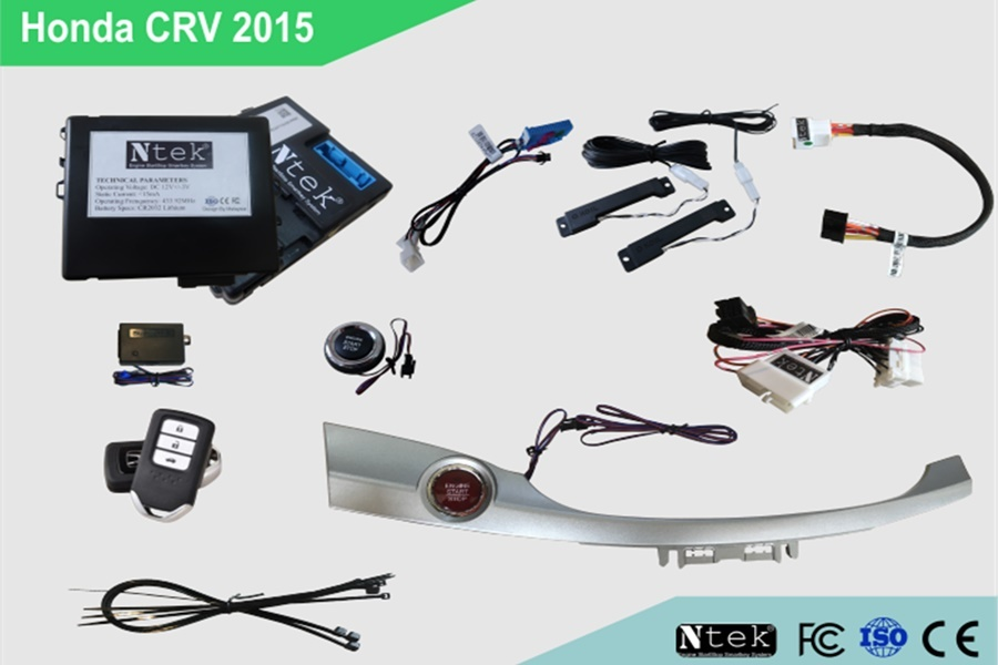 Start/Stop SmartKey Ntek Cho Honda CRV 2013 – 2016