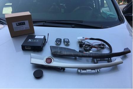 Chìa khóa thông minh Smartkey Ntek For Honda CRV 2013 – 2016 - Hình 1