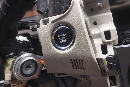 Chìa khóa thông minh Smartkey Ntek For Toyota Altis 2009 - 2012