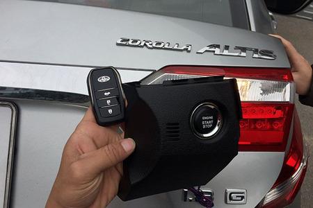 Chìa khóa thông minh Smartkey Ntek For Toyota Altis 2013 - 2017 - Hình 2